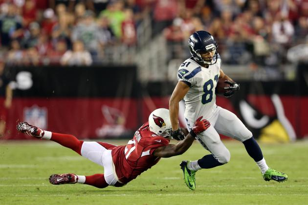 Golden Tate Injury: Updates on Seahawks WR's Foot, Likely Return Date