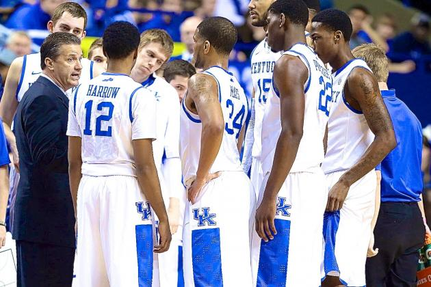 Kentucky's Unprecedented Leap to No. 1 in Preseason Rankings Exemplifies New Era