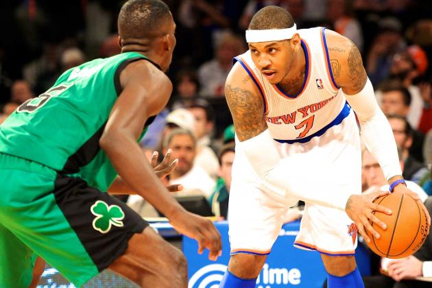 Is Carmelo Anthony on Crash Course to Become NBA's Next Superstar Villain?