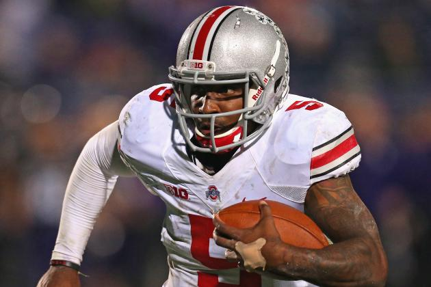 Ohio State Football: Braxton Miller Looking to Bounce Back Against Iowa