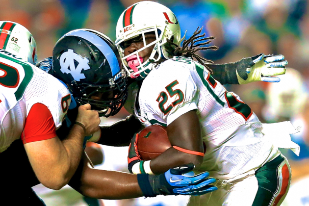 Miami vs. North Carolina: Score, Analysis as Hurricanes Are Put on Upset Alert