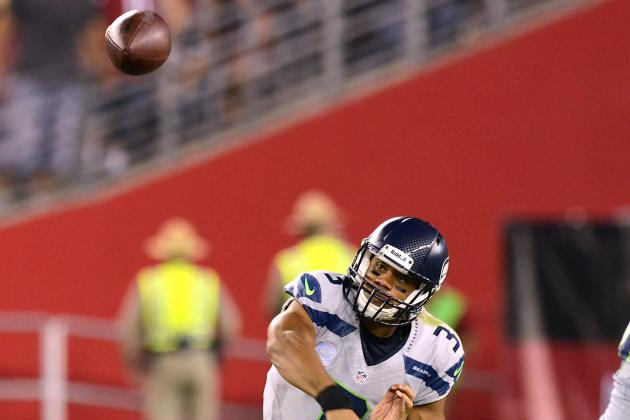 Russell Wilson Throws 3 TDs in Victory over Cardinals