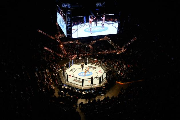 UFC 20th Anniversary: Where the Major Sports Were at 20
