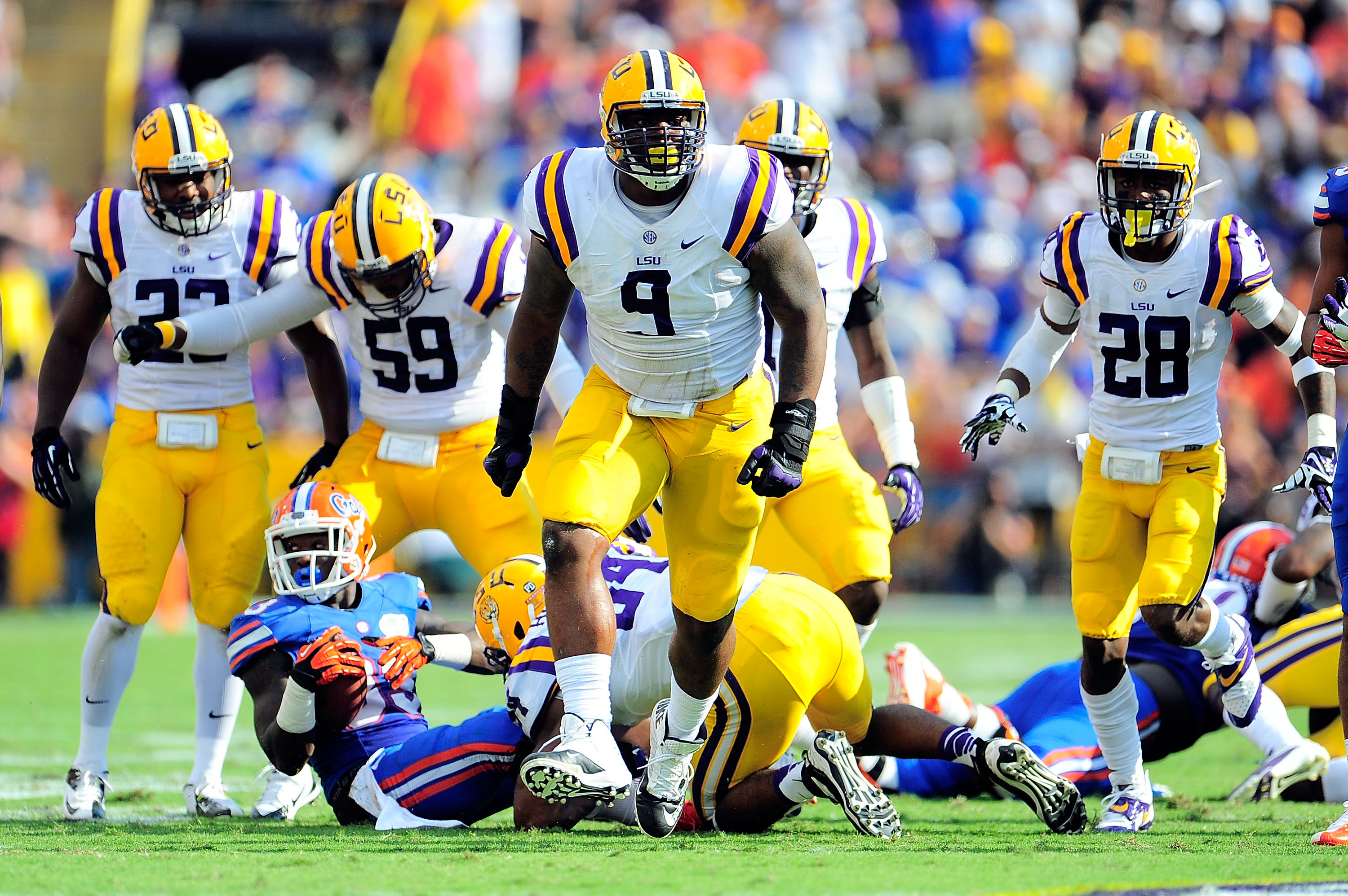 Can the LSU Defense Replicate Its Dominance over Florida ...