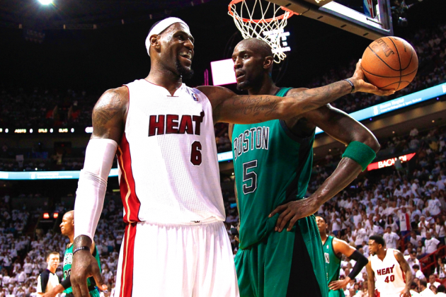 LeBron James Calls Out Kevin Garnett, Paul Pierce Over Treatment of Ray Allen