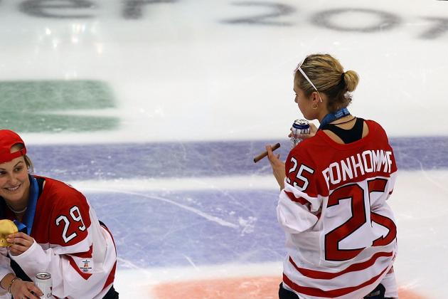 Canada Women Skate Past U.S. in Exhibition