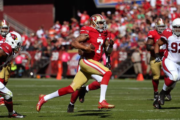 What to Expect from Colin Kaepernick and the SF 49ers Offense Against the Titans