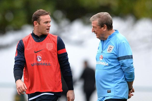 Roy Hodgson and Wayne Rooney Angry at 'Ridiculous' Monkey Joke Controversy