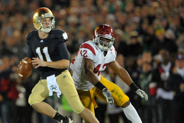 Notre Dame vs. USC: A Rivalry That Serves as a Measuring Stick