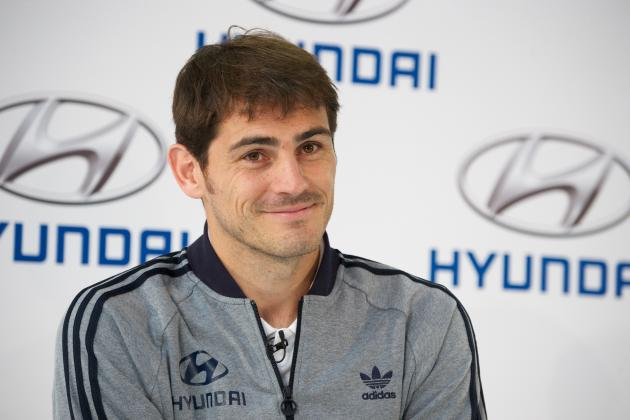 Iker Casillas Considers Real Madrid Exit Amid Arsenal Transfer Talk