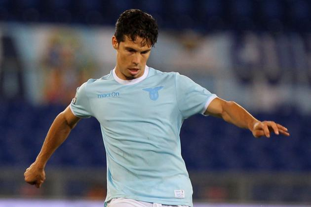 Hernanes Will Not Be Granted Arsenal or Tottenham Transfer Without Lazio Fight