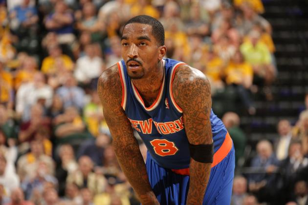 Where Does J.R. Smith Fit on This NY Knicks Team?