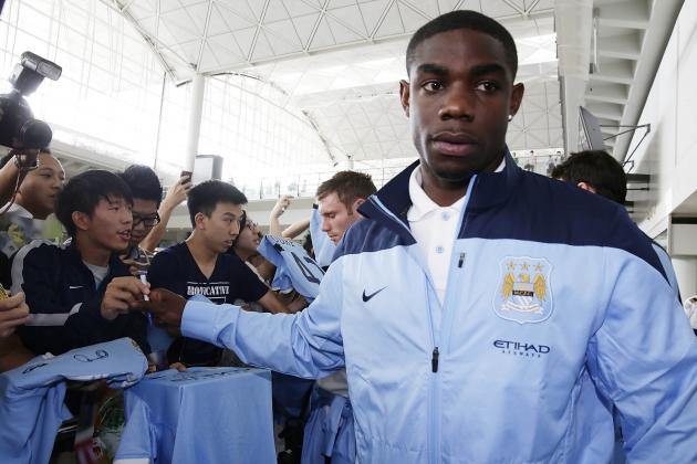 Micah Richards Clarifies Manchester City Future Amid Liverpool Transfer Reports