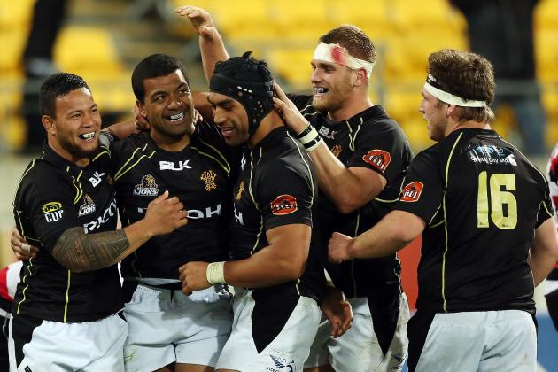 Wellington Cruise into ITM Cup Final
