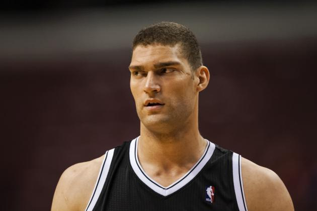 Why Brooklyn Nets' Huge Expectations Fall on Brook Lopez's Shoulders
