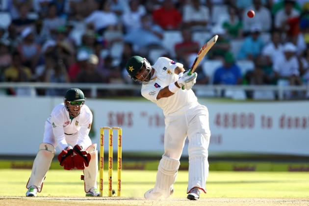 Misbah-Ul-Haq Masterminds Pakistan's Timely Comeback