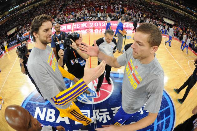 Los Angeles Lakers vs. Golden State Warriors: Live Score and Analysis for GSW