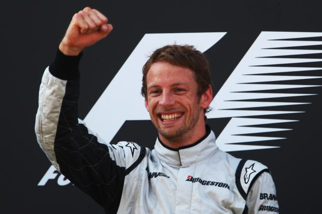 Was Jenson Button a Lucky World Champion?