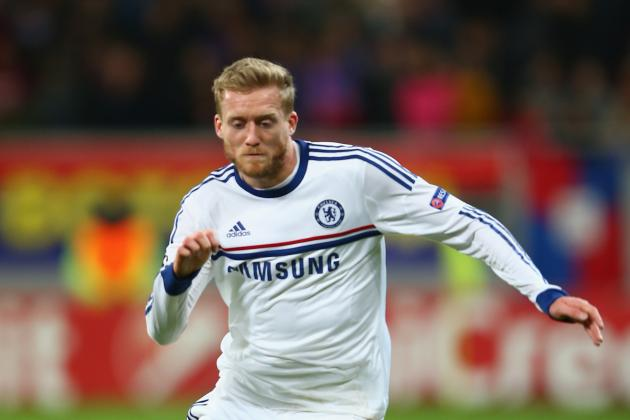 Andre Schurrle Injury: Updates on Chelsea Star's Status, Likely Return Date