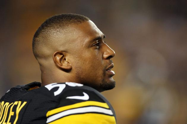 Steelers Linebacker Woodley Healthy, Making Difference
