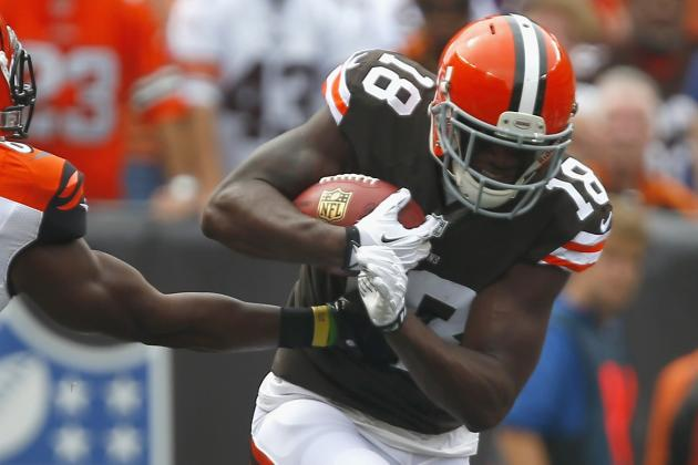 Browns Wide Receiver Greg Little Breaks Silence to Express Disappointment