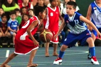 Shoeless Trique Indian Boys from Mexico Win Basketball Tournament