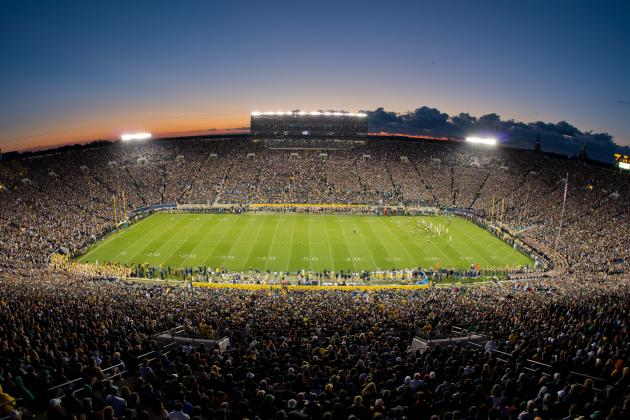 Recruiting: Big Game Brings Big Talent to Notre Dame