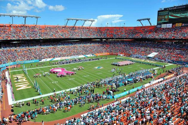 Sun Life Stadium's Wireless Upgrades Will Thrill Fans