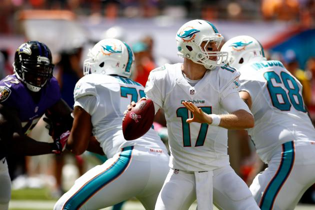 Tannehill: We Need to Improve Our Deep Ball, Running Game