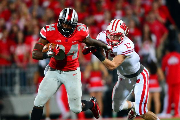 Carlos Hyde Benefits from Scout Work