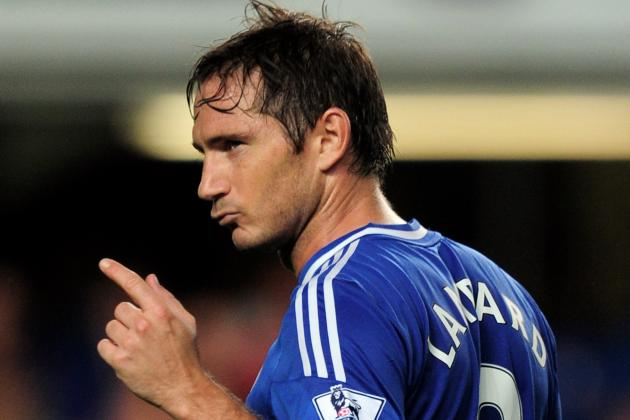 Jose Mourinho Wrong to Think Frank Lampard Can Fill Andrea Pirlo Role