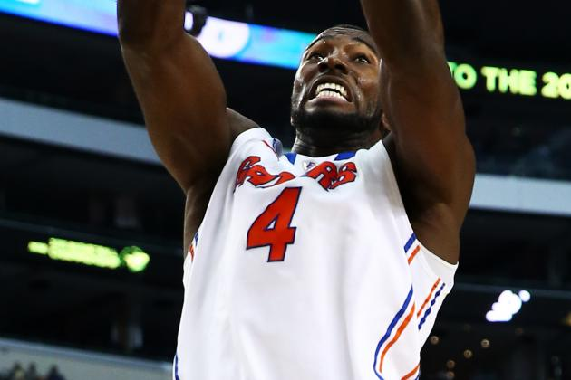 Florida's Patric Young Warns UK Freshmen It Won't Be Easy