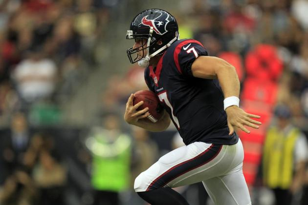 Case Keenum to Start at QB vs. Chiefs