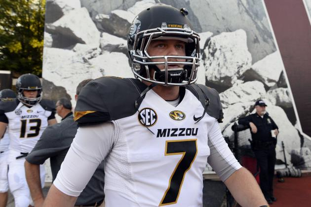 Florida vs. Missouri: How Each Offense Will Fare with Backup Quarterbacks