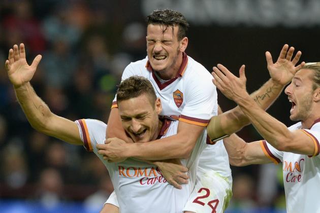 Roma Are a Real Scudetto Contender in Serie A