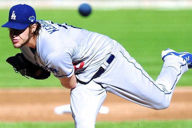 How Clayton Kershaw, Michael Wacha Match Up in NLCS' Elimination Game 6