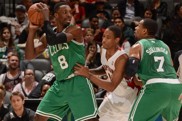 Celtics Improving on the Boards as of Late