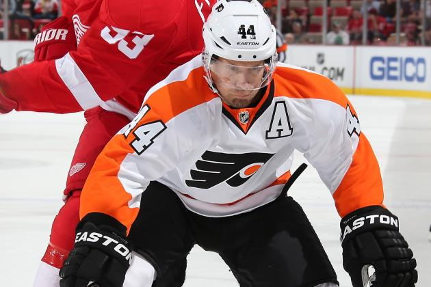Holmgren: Timonen Day-to-Day with Lower-Body Injury