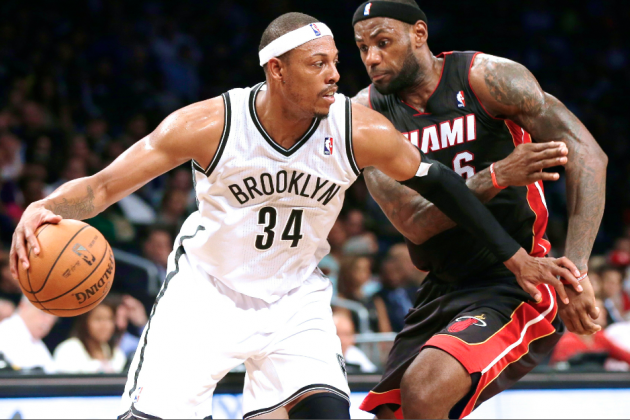 Nets' Nastiness in Win over Heat a Message to LeBron—and the Rest of the NBA