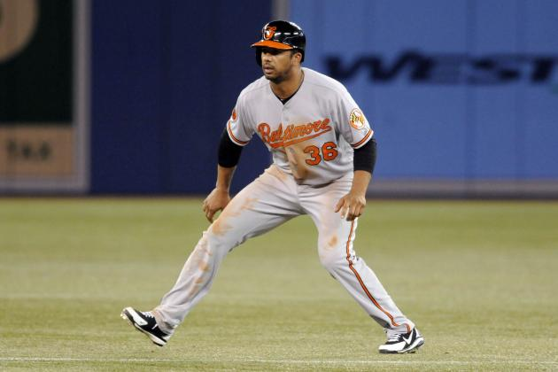 Will the Orioles Keep Chris Dickerson?