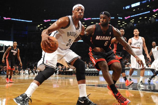 Breaking Down the Brooklyn Nets vs. Miami Heat