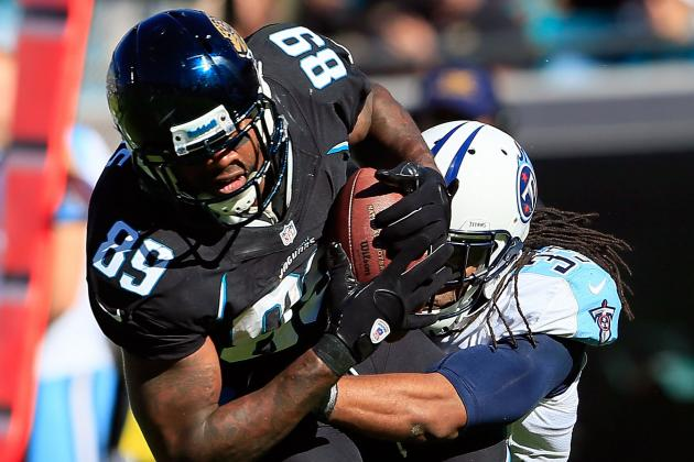 Marcedes Lewis Expected to Play vs. Chargers