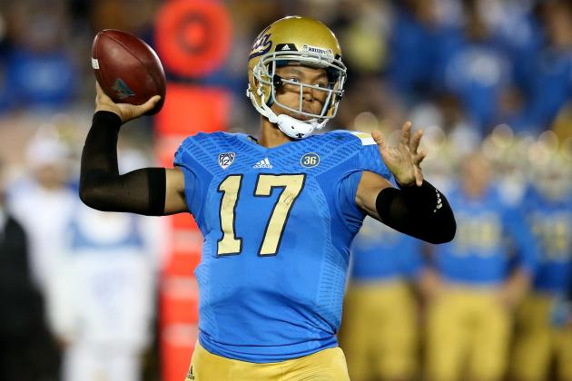 UCLA vs. Stanford: Positional Breakdown for Pac-12 Showdown