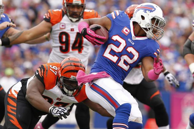 Buffalo Bills' Fred Jackson Continuing to Produce at 32