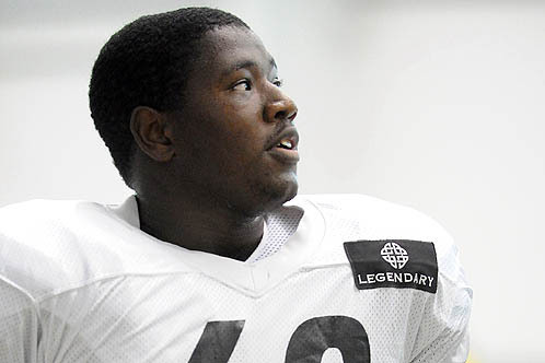 On the Steelers: Could Beachum Solve Left Tackle Puzzle?
