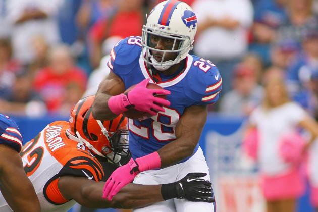 Should Bills Tell Spiller to Give It a Rest?