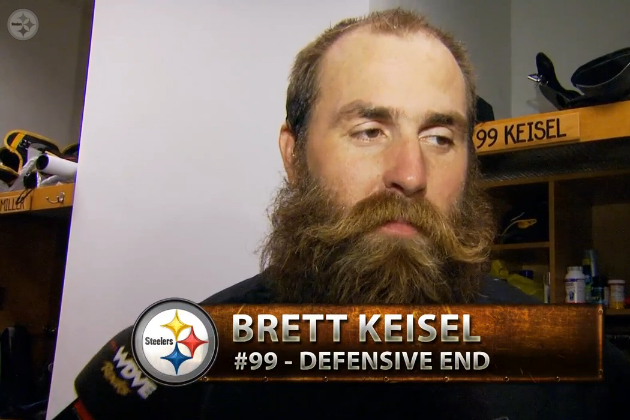 Brett Keisel on Rivalry with Ravens