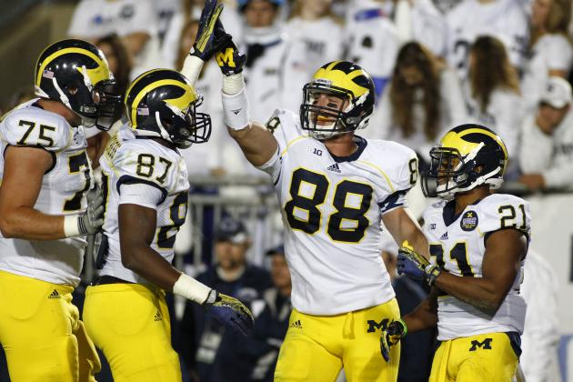 Indiana vs. Michigan: Breaking Down How Wolverines Can Avoid Another Upset