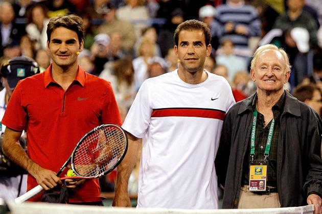 Roger Federer: Sampras and Laver Believe He Will Win Grand Slam No. 18