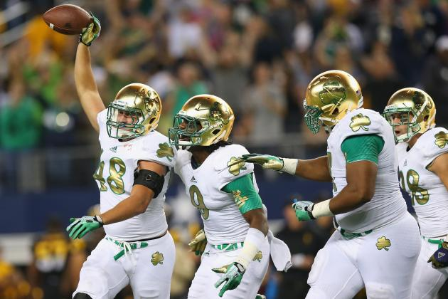When Will Notre Dame Crack 2013 BCS Rankings and How Long Will Irish Stay In?
